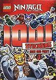 Lego - Ninjago - 1001 Stickers