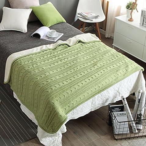 Textiles Idéal, cachemire, Throw Blanket, Approprié pour chaise ou un