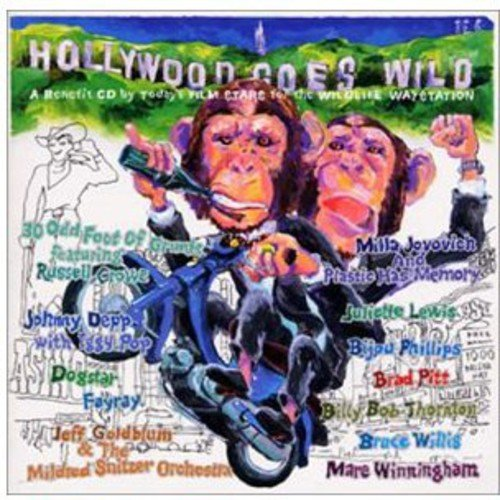 Hollywood Goes Wild + Bonus