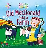 Old Macdonald Had a Farm: Peek and Play Rhymes