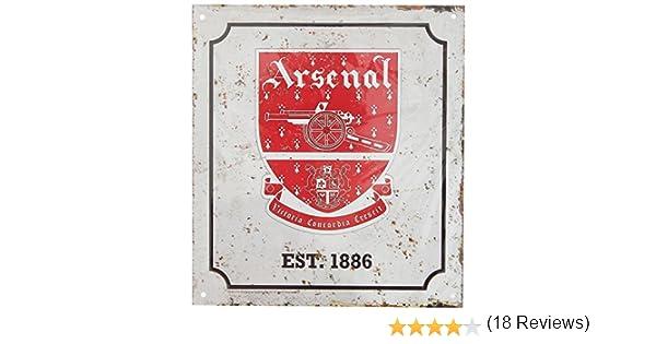 Arsenal Unisexe r/étro Logo Sign Multicolore