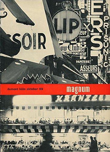 Jedem Deutschen fehlt Berlin im Kopf. Magnum. Nr. 26, Oktober 1959. -