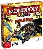 Dragons Monopoly Junior Jeu de société