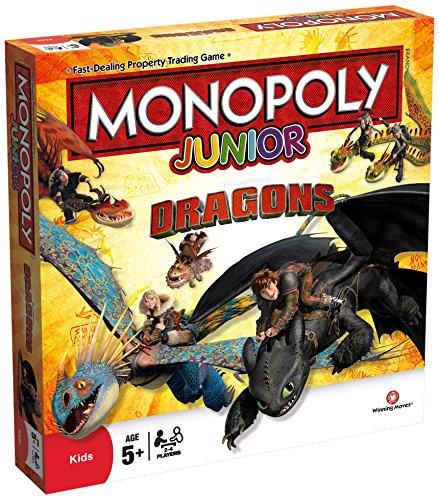 Monopoly – Junior Dragons (evtl. englischsprachig)