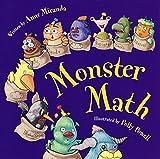 Monster Math by Anne Miranda (2002-09-01)