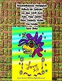 Mesoamerikanische Hieroglyphen Malbuch mit Symbolen von alten Schrift durch Aztec, Maya, Zapotec, Olmec, Gemischt, Andere Von Künstler Grace Divine - Grace Divine