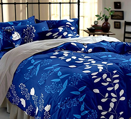 Shop4indians-5D-Large-Sized-Glace-Cotton-Double-Bed-Sheet-with-2-Pillow-Covers-Stock-Clearance-Sale