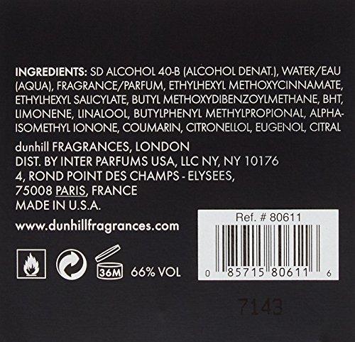 Dunhill London Icon Elite Eau De Parfum Spray, 100 ml