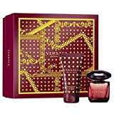 Versace: Crystal Noir Set - 30 ml Eau de Toilette + 50 ml Bodylotion (80 ml)
