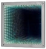 LED Time Tunnel Wandspiegel Licht