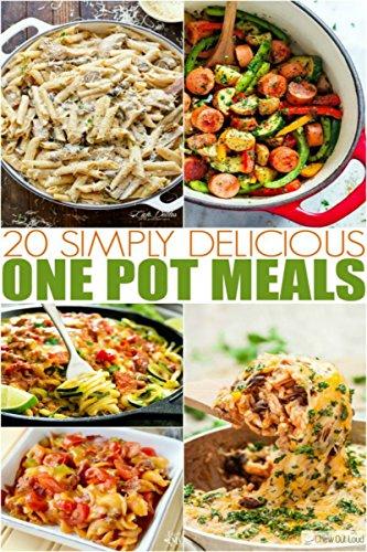 One Pot Meals Recipes: Simple and Delicious Crock-Pot