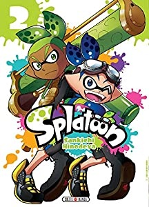 Splatoon Edition simple Tome 2