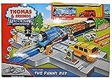 #9: ToyTree Thomas & Friends Auto-Crossing Railway Highway Train Set.. ...