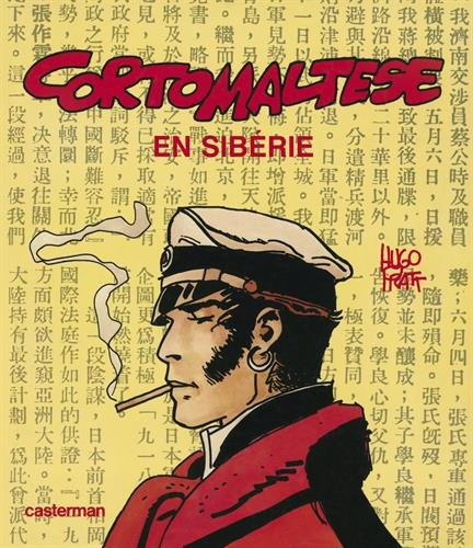 Corto Maltese en Sibérie (fac similé édition couleur 1982 grand format)