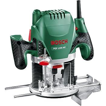 """Bosch Défonceuse """"Expert"""" POF 1200 AE sans coffret 060326A100"""