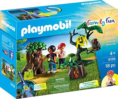 Playmobil Noche Caminar Playset