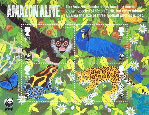 2011-world-wildlife-fund-wwf-stamp-miniature-sheet-by-royal-mail