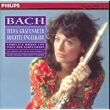 Bach: Complete Works for Flute & Harpsichord