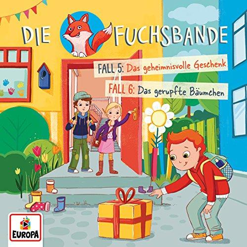 Die Fuchsbande (3) Das geheimnisvolle Geschenk / Das gerupfte Bäumchen - Europa 2017