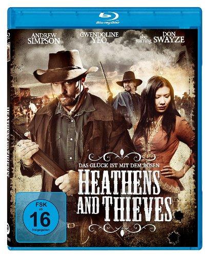 Bild von Heathens and Thieves - Das Glück ist mit dem Bösen [Blu-ray]