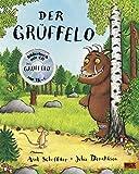 Der Grüffelo + CD: Vierfarbiges Bilderbuch mit CD »Der Grüffelo«