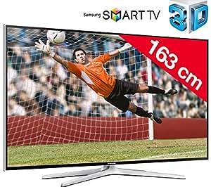 SAMSUNG UE65H6400 - Téléviseur LED 3D Smart TV + Lunettes 3D Active SSG-5100GB