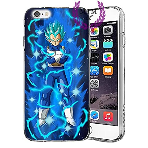 Étuis Coque iPhone Dragon Ball Z Super GT Case Cover - Dernières conceptions uniques - Derniers modèles - Tous les modèles iPhone - Neuf - La plus haute qualité - Tournament Of Power - Goku Black Rose - Goku Blue - Gohan - Jiren - Vegeta Blue - DBS - DBZ - DBGT - Beaucoup De Designs - MIM UK (iPhone 5/5s/SE, SSB Vegeta)