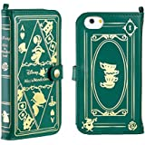 Disney iPhone 6 Old Book Case:Alice in Wonderland
