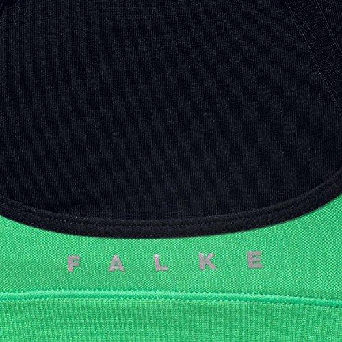 FALKE Damen Sport-BH Bra Top Medium Support Cross Back apfel