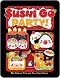 "Gamewright ""Sushi Go Party The Deluxe Pick and Pass"" Card Game"