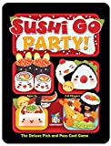 Image for board game Gamewright 419 Sushi Go Party - The Deluxe Pick and Pass Card Game, Multicolour
