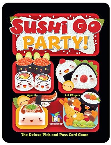 Gamewright Sushi Go Fiesta-El Juego de Cartas