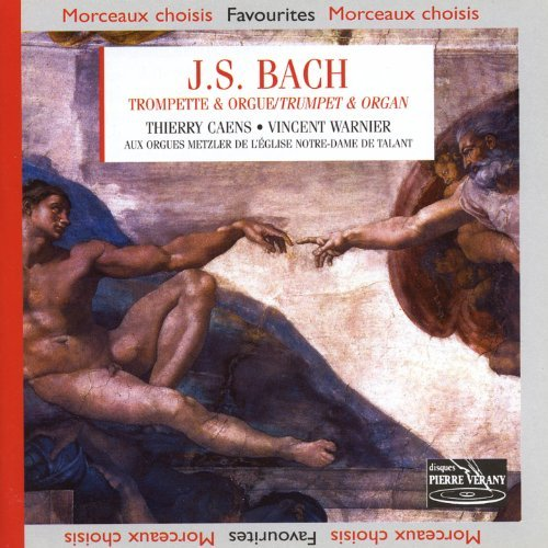 Bach: Trumpet & Organ
