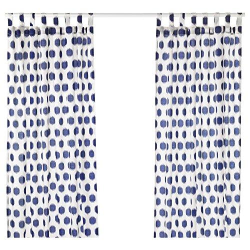 "IKEA Gardinenpaar ""SOMMAR 2017"""
