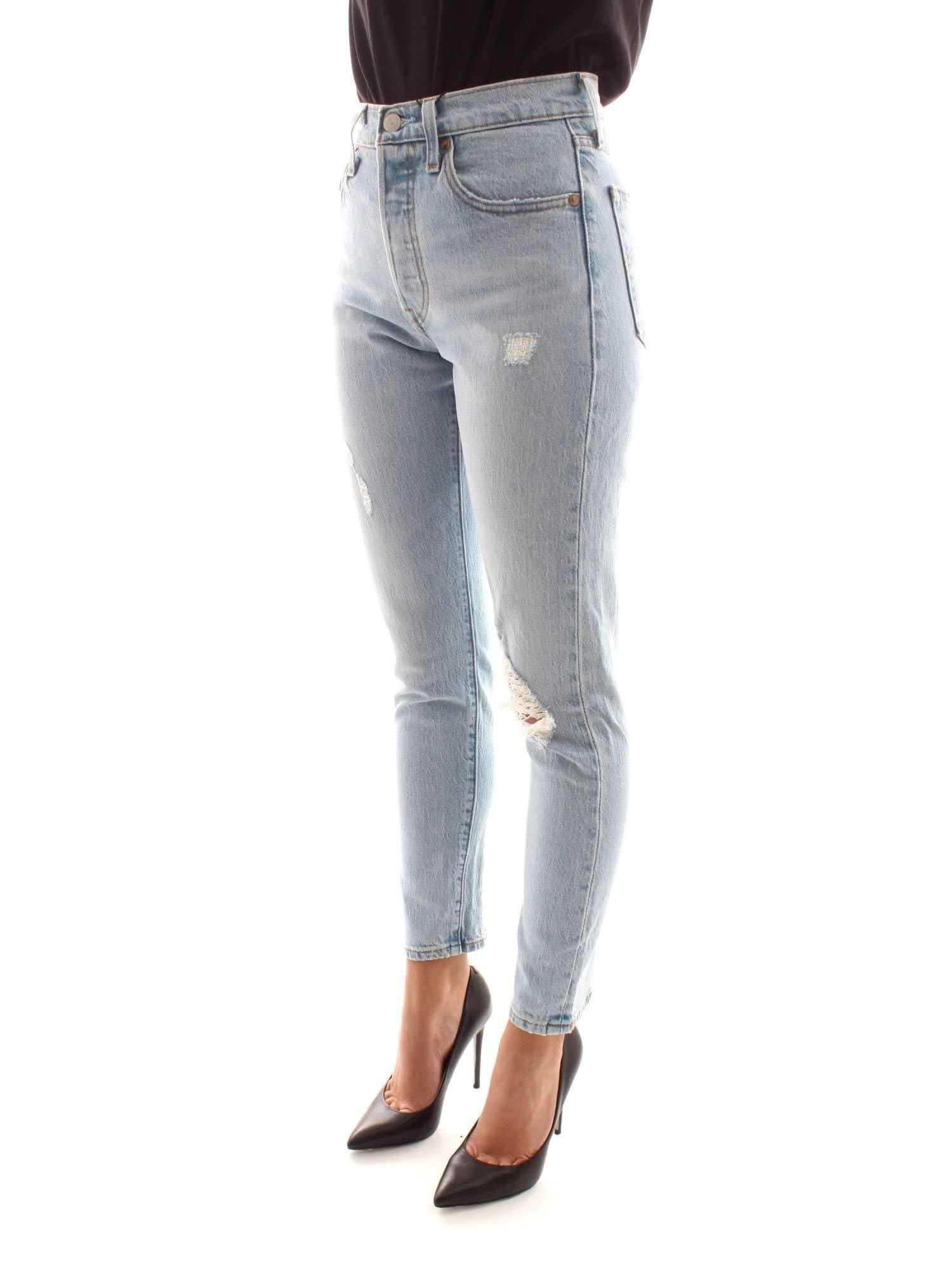 Pantalon Vaquero Levis 501 Low Pro
