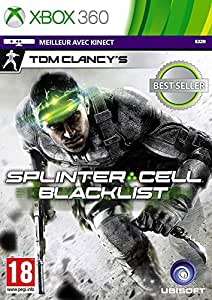 Splinter Cell : Blacklist - classics plus