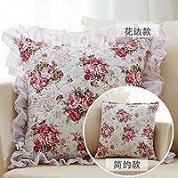 Ling@ Creative individualità buttare Federe cuscini decorativi cuscini per un confortevole divano-letto auto un idilliaco di spessore ,45x45cm, miele parole