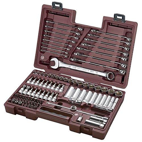 Kraftwerk 6014.3 99-teilig Werkzeugkoffer modulo 3/8 Zoll +5/16 Zoll