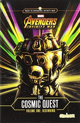 Avengers Infinity War: Cosmic Quest Vol. 1 (Avengers Infinity War Prequel) por Centum Books Ltd