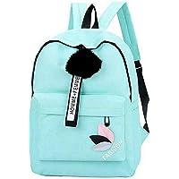 Diving Deep Backpack for Women Stylish   Women Backpack Latest   School Bag for Girls (Blue)