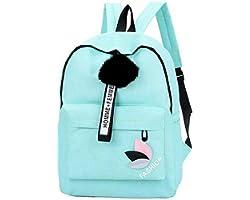Diving Deep Backpack for Women Stylish | Women Backpack Latest | School Bag for Girls (Blue)