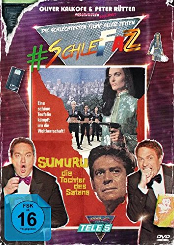 #SchleFaZ 4 - Sumuru, die Tochter des Satans