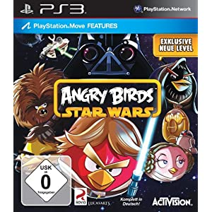 Angry Birds Star Wars – [PlayStation 3]