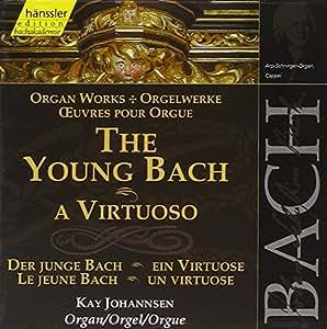 Edition Bachakademie Vol. 89 (Orgelwerke: Der junge Bach)