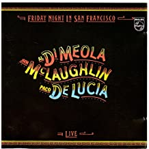 Friday Night In San Fansisco - Live