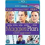 Maggie's Plan [Blu-ray] [2016] UK-Import, Sprache-Englisch