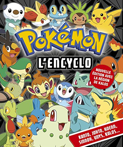 Pokemon - L'encyclo NED 2017
