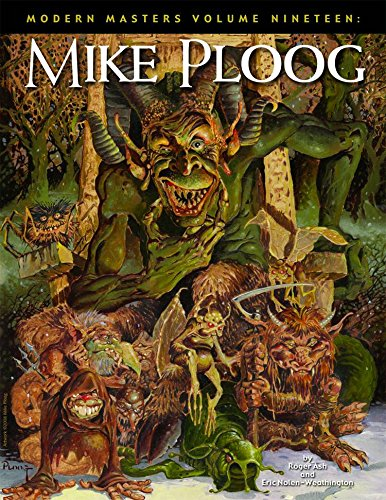 Modern Masters Volume 19: Mike Ploog: Mike Ploog v. 19 (Modern Masters (TwoMorrows Publishing))