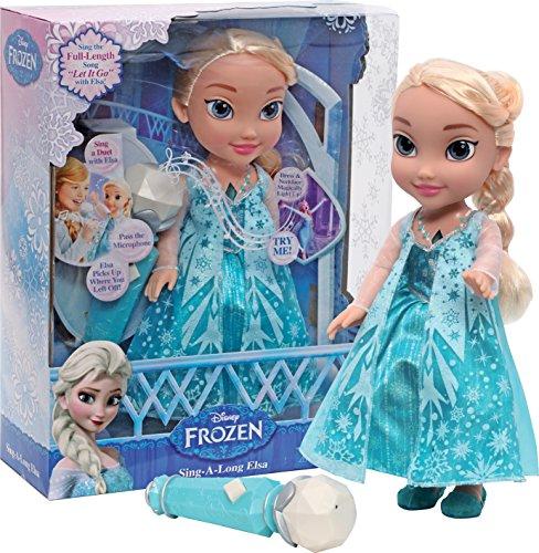Giochi Preziosi Frozen Elsa Canta C/Te Karaoke