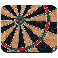 Dart Board - Darts Target Bullseye Mouse Pad Mousepad